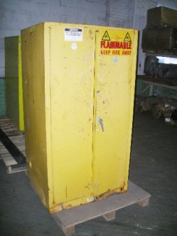 Safety Storage Cabinet