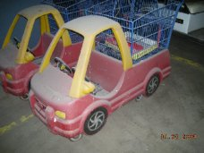 Kiddie Cart
