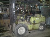 "Clark7,000 lb capacityMod C500-Y70Ser # Y685-0274-5481 FA 094DieselPnuematic tiresFork Length 42""Lift 147""$6,500"