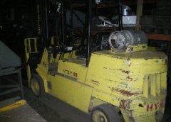 "Hyster12,000 lbMod S120 XL2 Ser D004D08991XPropaneSolid Tire Forks 6'Lift 136""$12,000"